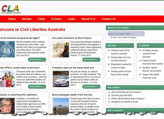 Civil Liberties Australia