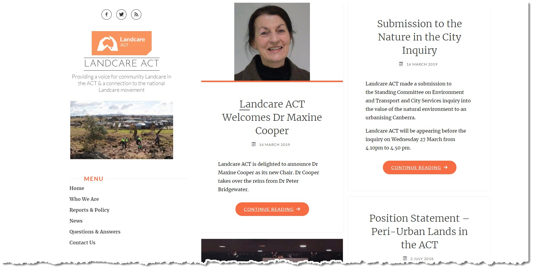 Landcare ACT