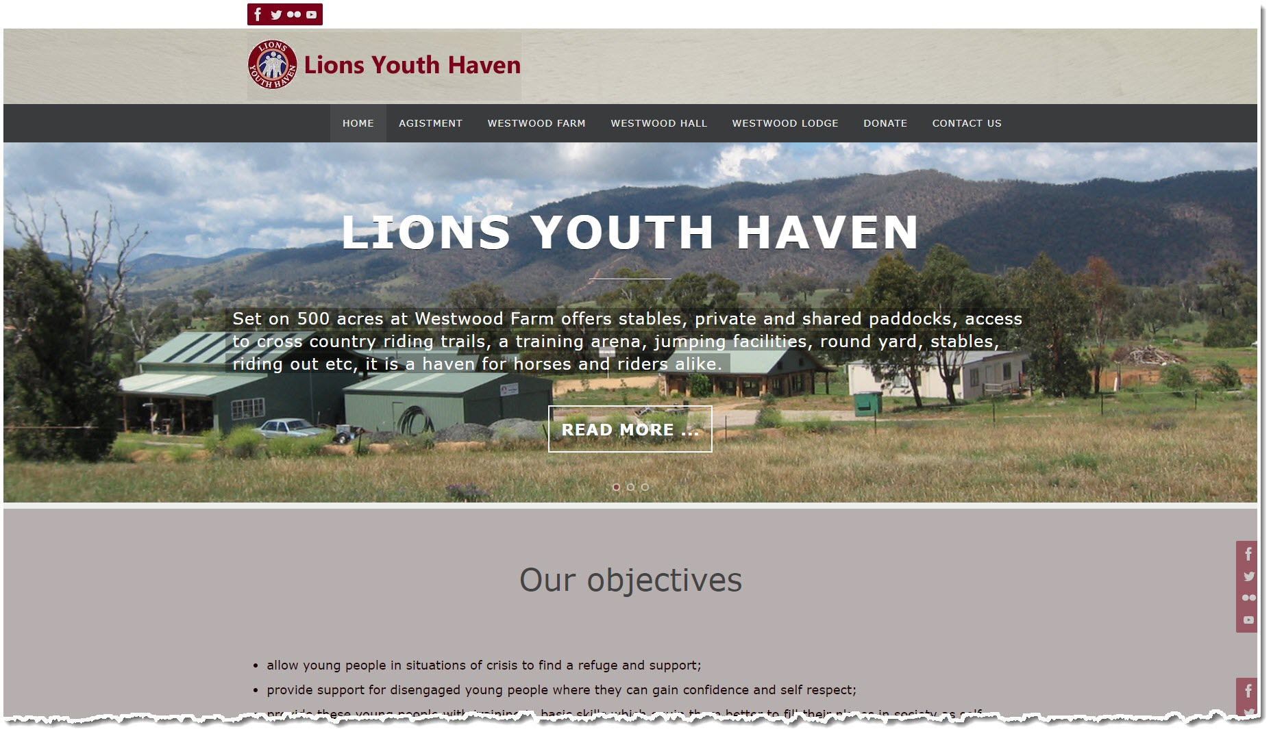Lions Youth Haven