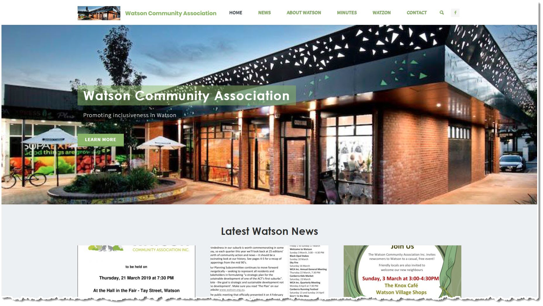 Watson Community Association